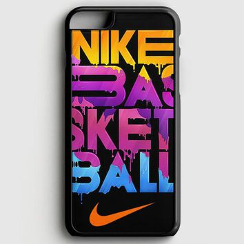 Nike Basketball Never Stop iPhone 7 Case