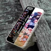 Magcon Family Forever And Always Galaxy - iPhone 4/4s/5/5s/5c Case - iPod 4/5 Case - Samsung Galaxy S2/S3/S4 Case - Black or White