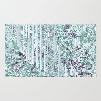 Entanglement Rug by anipani