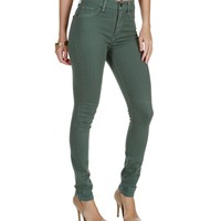 Sale-green The Skinny Fit Jeans
