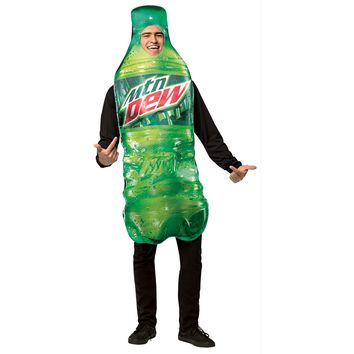 Mountain Dew Get Real Bottle