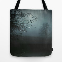 Song of the Nightbird Tote Bag by Monika Strigel