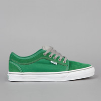 Flatspot - Vans Chukka Low Green / White