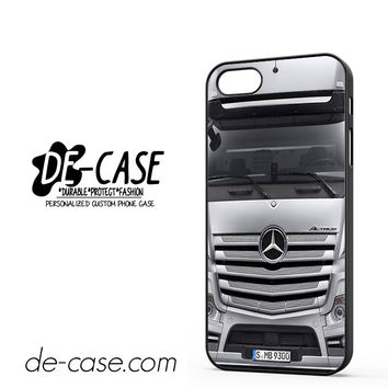 Silver Mercedes Truck DEAL-9594 Apple Phonecase Cover For Iphone 5 / Iphone 5S