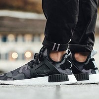 Best Online 2017 Adidas NMD XR1 Duck Camo / Black - BA7231 Running Sport Shoes Camouflage Sneakers