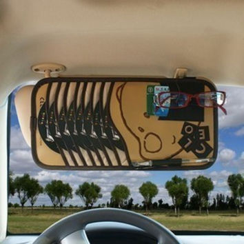Cars Multi-functioned Cartoons Storage Bags [6256398534]