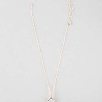 FULL TILT Crystal Necklace
