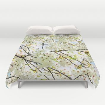Blooming May Duvet Cover by Anipani