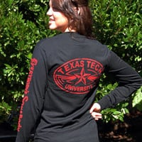 Classic Oval Long Sleeve - Black