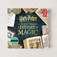 Harry Potter: A Journey Through a History of Magic By the British Library | Urban Outfitters
