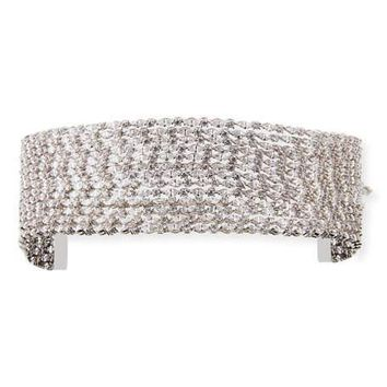 Fallon Marquis Stacked Choker Necklace