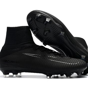 Nike Mercurial Superfly Black V DF FG Classic 39-45