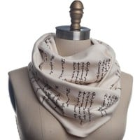 Romeo & Juliet Book Scarf
