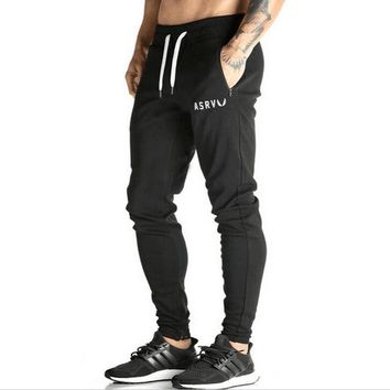 Free shipping 2016 high quality brand clothing men pants gold clothing sweatpants mens joggers compression leggins men pantalon