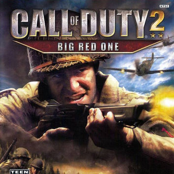Call of Duty 2 Big Red One - Xbox (Game Only)