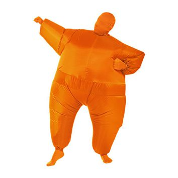 Blown  Adult  Inflatable  Costume  Jumpsuits  Fancy