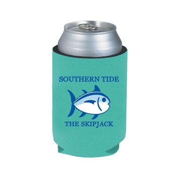 Can Caddie in Turquoise by Southern Tide