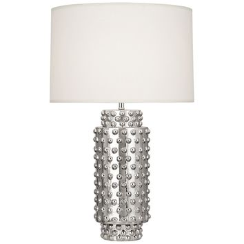 Dolly Table Lamp | Silver