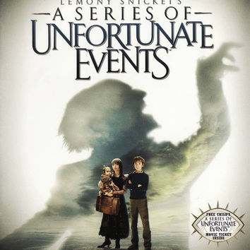 Lemony Snicket's A Series of Unfortunate Events - Gamecube (Very Good)