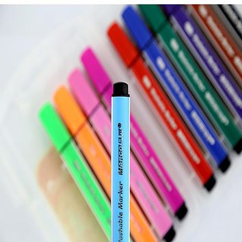 12/24/36  Water Wash Brushes Art Marker Supplies Copic Markers Watercolor Pen Drawing Artist Set