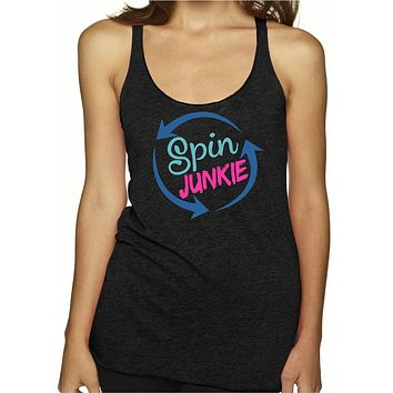 Spin Tank Top Racerback  | Our T Shirt Shack