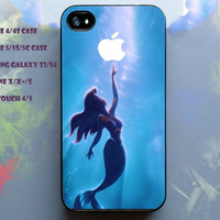 Disney Ariel apple cover case for iPhone, Samsung Galaxy, iPod, HTC
