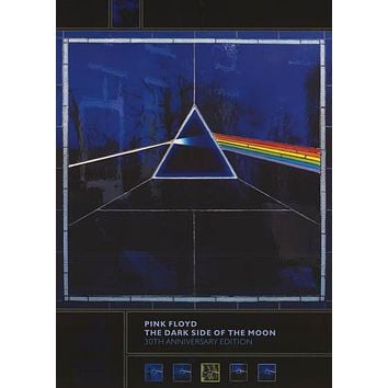 Pink Floyd Dark Side 30th Anniversary Poster 24x34