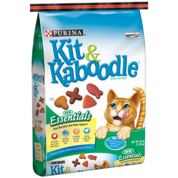 Purina Kit & Kaboodle - Essentials Cat Food