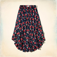 First Jetty Midi Length Skirt