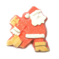 Dashing Santa Bath Bomb
