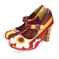 Chocolaticas® High Heels 1970 Women's Mary Jane Pump
