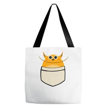 pocket monster Tote Bags