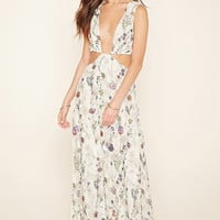 Oh My Love Cutout Maxi Dress