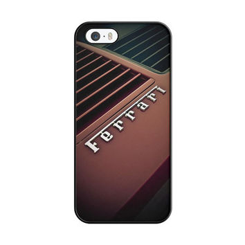 Red Ferrari iPhone 5|5S Case