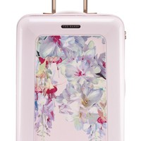 Ted Baker London 'Medium Hanging Gardens' Four Wheel Suitcase (28 Inch) | Nordstrom