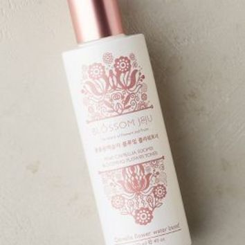 Blossom Jeju Pink Camellia Soombi Blooming Flower Toner in Pink Size: One Size Bath & Body