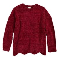 For All Seasons Chenille Sweater (Big Girls) | Nordstrom