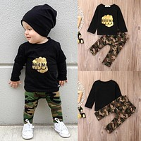 Baby Boy Toddler Clothes Set