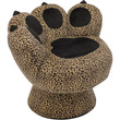 Paw Chair, Leopard