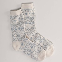 AEO Printed Crew Sock | American Eagle Outfitters