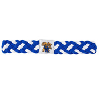 Kentucky Wildcats NCAA Braided Head Band 6 Braid
