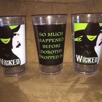 Wicked Souvenir Cup