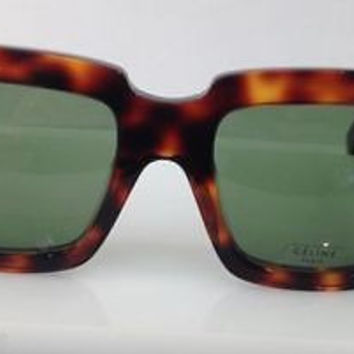 Celine Tortoise Sunglasses  celine sunglasses on wanelo