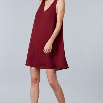 Garnet Game Day Dress
