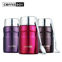 550ml thermo lunch 304 stainless steel thermos for food with containers
