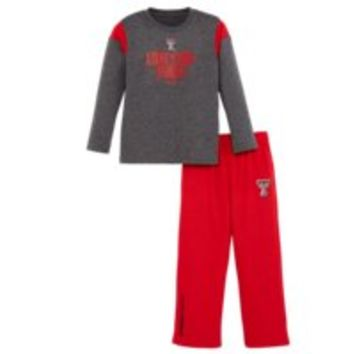 Under Armour Boys' Toddler Texas Tech Lonestar Pride Pant Set