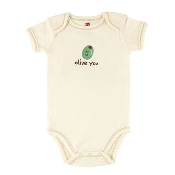 Natural Organic Bodysuit