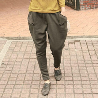 YESSTYLE: PUFFY- Harem Pants - Free International Shipping on orders over $150
