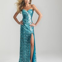 Luxurious Column Sweetheart Floor-length Prom Dresses Style 6644,Turquoise prom dress