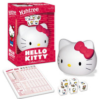 Hello Kitty Yahtzee Collector's Edition